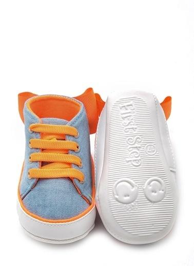 First Step Patik Oranj